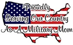 Proudly Serving Our Country As A Military Mom