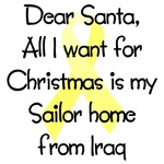Dear Santa All I want for Christmas is my Sailor
