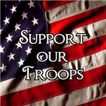 Holiday Well Wishes and Troop Support Items
