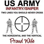 Proud Wife - Army Infantry Sniper