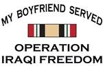 My Boyfriend Served - OIF