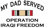 My Dad Served - OIF