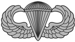 Airborne Paratrooper Jump Wings