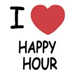 I heart happy hour