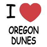 I heart oregon dunes