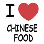 I heart chinese food