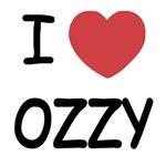I heart ozzy