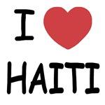 I heart haiti