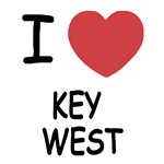 I heart key west