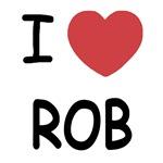 I heart rob