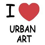 I heart urban art