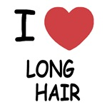 I heart long hair