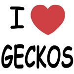 I heart geckos