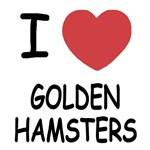 I heart golden hamsters