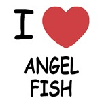 I heart angelfish