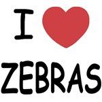 I heart zebras