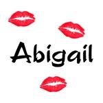 kiss abigail