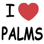 I heart palms