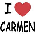 I heart carmen