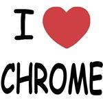 I heart chrome