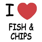 I heart fish and chips
