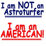 Not an Astroturfer