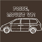 Mount Up T-Shirt