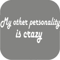 my other personality
