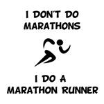 Do A Marathon Runner