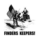 Finders Keepers Moon Landing