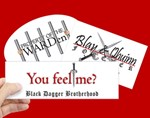 BDB Stickers