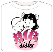 Big Sister - Retro (Pink)