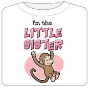 Little Sister - Monkey