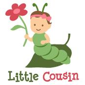 Little Cousin - Caterpillar