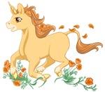 California Poppy Unicorn