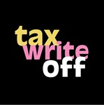 Tax Write Off - Pink & Orange