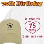 Gag Gifts For 75th Birthday