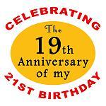 Celebrating 40th Birthday Gag Gifts