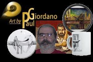 The Art of Paul Giordano