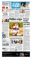 Oct. 30, 2008 - Phillies Reign