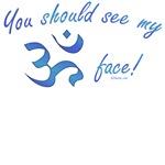My Ohm-Face Meditation teeshirts/gifts