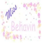 Miss Behavin