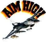 F16 Aim High