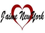 Love New York French