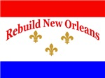 Rebuild New Orleans Flag