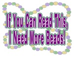 MArdi Gras Beads