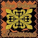 New Orleans, LA Fleur De Lis