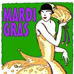 Mardi Gras Poster