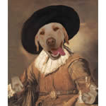 Labrador Retriever ART Parody