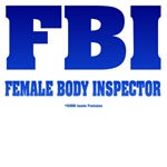 FBI Female Body inspector